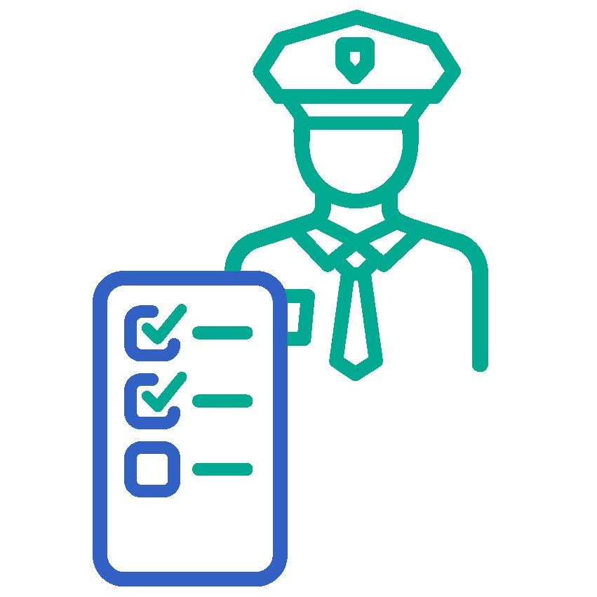 Icon ICONEN web 2 kleuren QA security operations